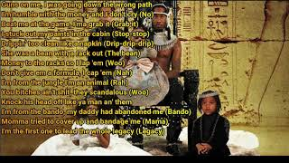 Offset-Legacy ft.Travis Scott & 21 Savage (Lyrics)