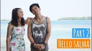 SHOOTING RASA LIBURAN! + GIVEAWAY | Hello Salma VLOG Part #2