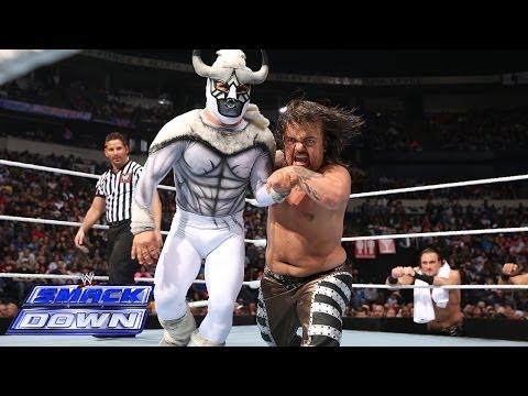 El Torito vs. Hornswoggle: SmackDown, April 18, 2014