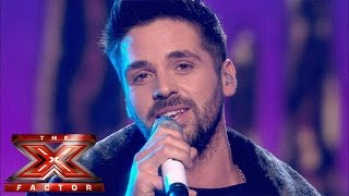 Ben Haenow sings The Eagles' Please Come Home For Christmas |Live Semi-Final| The X Factor UK 2014