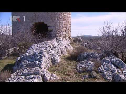 Povijesne Ravno-Kotarske  kule:Nadin-Perušić-Kličevica-Benkovac-Ostrovica(iznad Lišana)-Karin