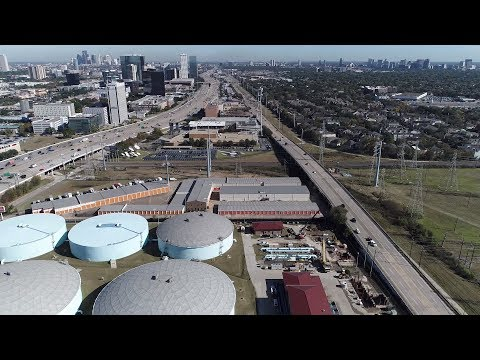Keeping The Water Flowing In Houston