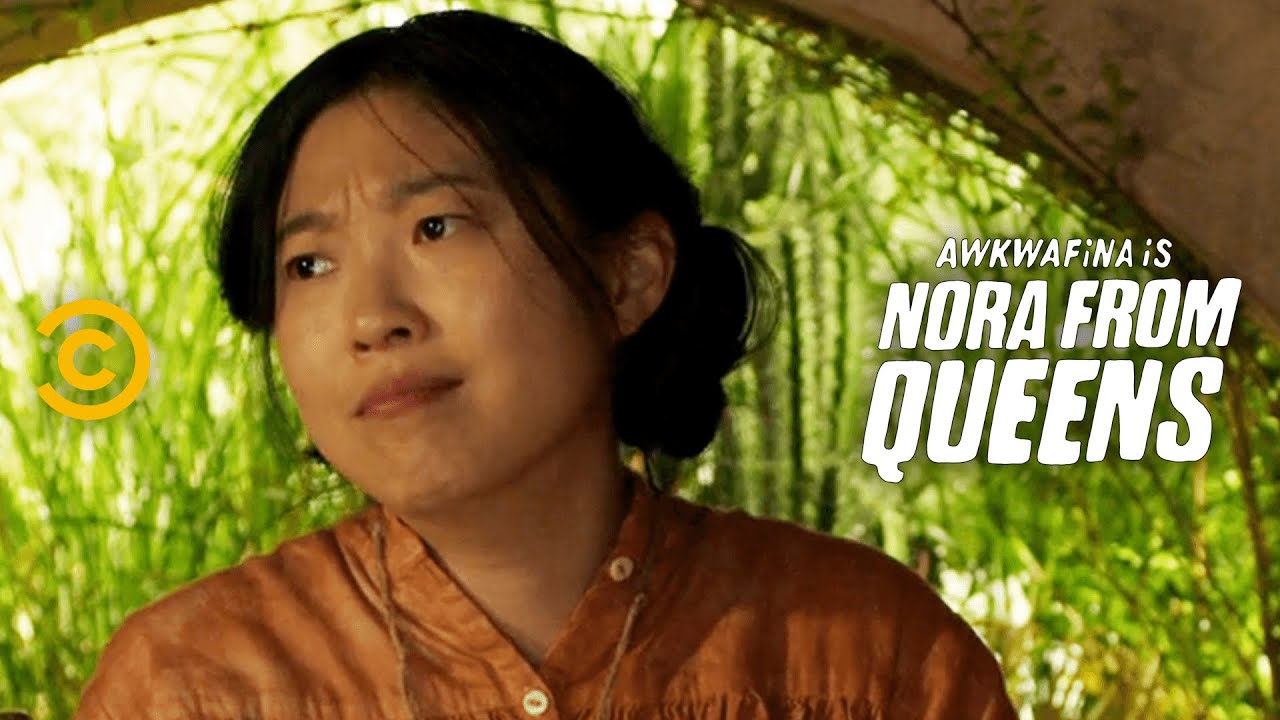 News Reaches the Union of Seven Moons - Awkwafina is Nora from Queens