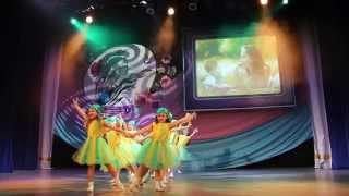 танец Солнечные зайчики(, 2014-11-30T00:02:20.000Z)