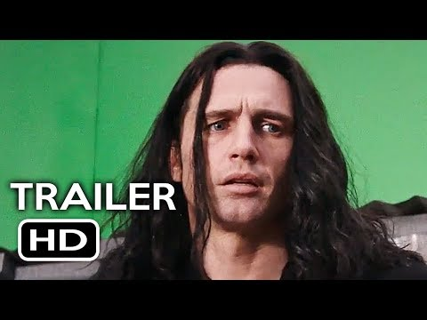 The Disaster Artist Official Trailer #1 (2017) James Franco, Seth Rogan The Room Movie HD