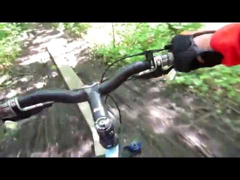 Beulah Park Mountain Bike Trails: Features and Fun Bits