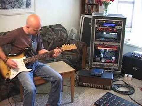 CAE Bob Bradshaw Rack Tones demo