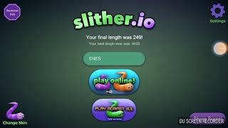 Gambar cover Slither.io