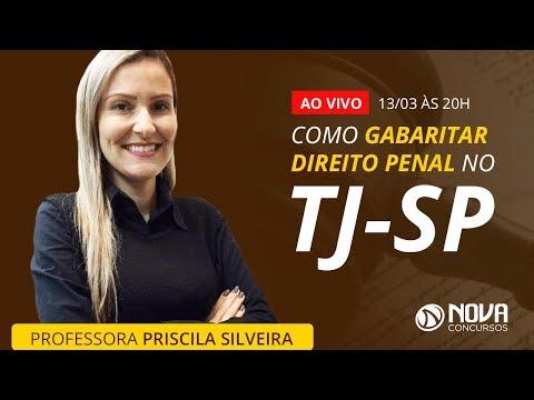 TJ-SP - Como Gabaritar Direito Penal   Priscila Silveira