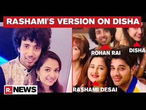 Rashami Desai Says Call With 'Close Friend' Disha Salian Day Before Her Death 'First In 6-7 Months'