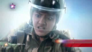 Diya Aur Baati Hum : Will Sandhya Manage To Open Her Parachute?