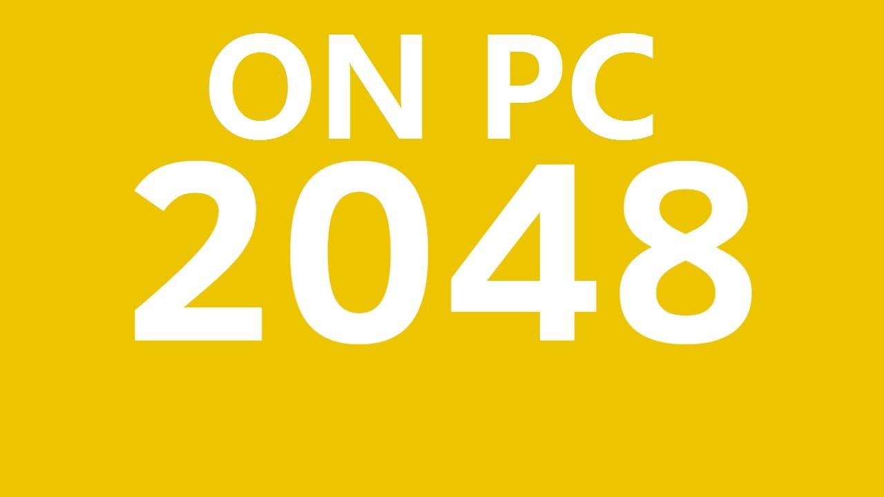 Игры 2048 скачать на компьютер