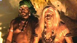 Yuganiki Okkadu Scene - Muthu Getting Powers - Karthi Sivakumar, Reema Sen