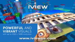 Iview 800QW Spanish Commercial