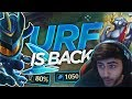 Yassuo | URF IS BACK! 1050 AP?!? MOST BROKEN URF CHAMP?
