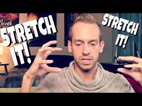 STRETCH YOUR FORESKIN!