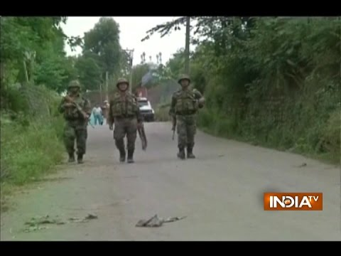 Terror Attack At Army Headquarters In Jammu And Kashmir's Uri