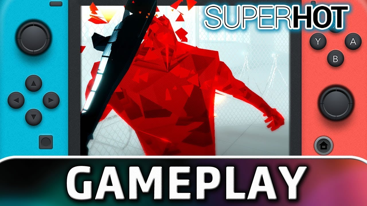 SUPERHOT | First 10 Minutes on Nintendo Switch
