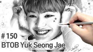 #150 BTOB Yuk Seong Jae 비투비 육성재 - ZEFIO TV / K-POP IDOL