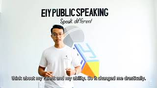 EIY - Tim - How does Public Speaking benefit your life?