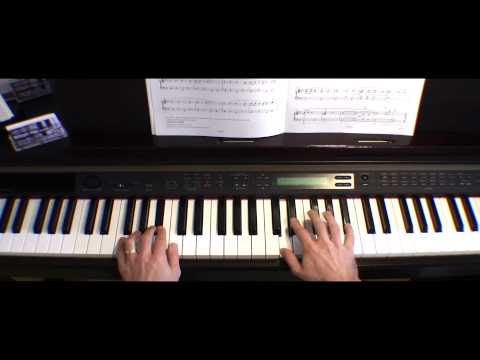 Down by the Riverside - arr. Richards ¦ ABRSM Grade 2 C3 Piano