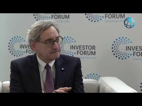 Entrevista con Michael Sabia, CEO de CDPQ