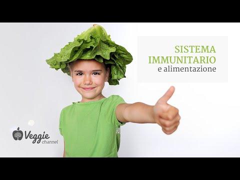 Sistema immunitario e alimentazione - Pillole di nutrizione