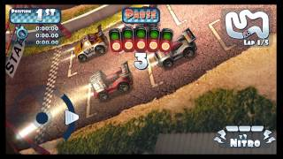 Mini Motor Racing HD Android Gameplay
