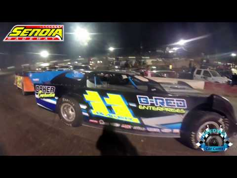 #11 Chase Baker - Crate - 11-12-16 - Senoia Raceway - In-Car Camera
