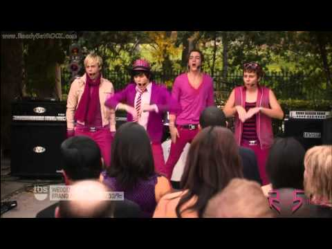 Wedding Band  Just'a Krush  I Want It That Way HD