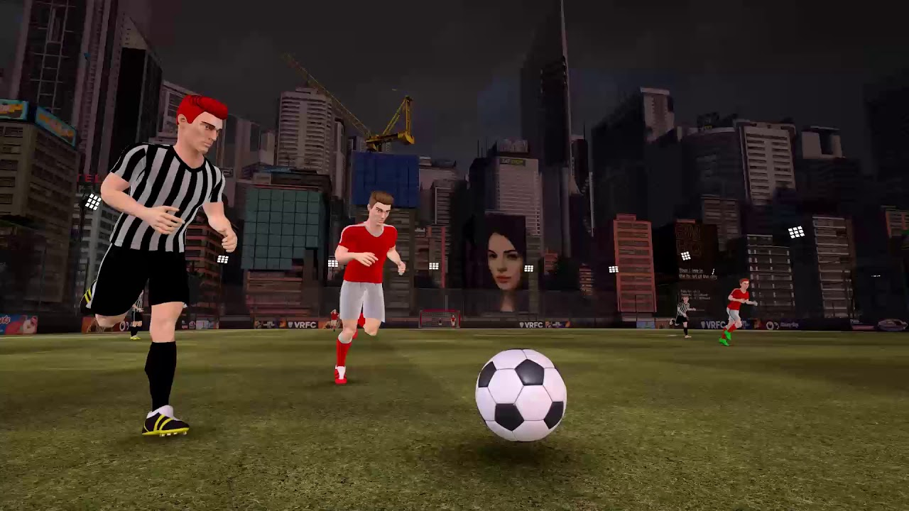 VRFC Virtual Reality Football Club Launch Trailer
