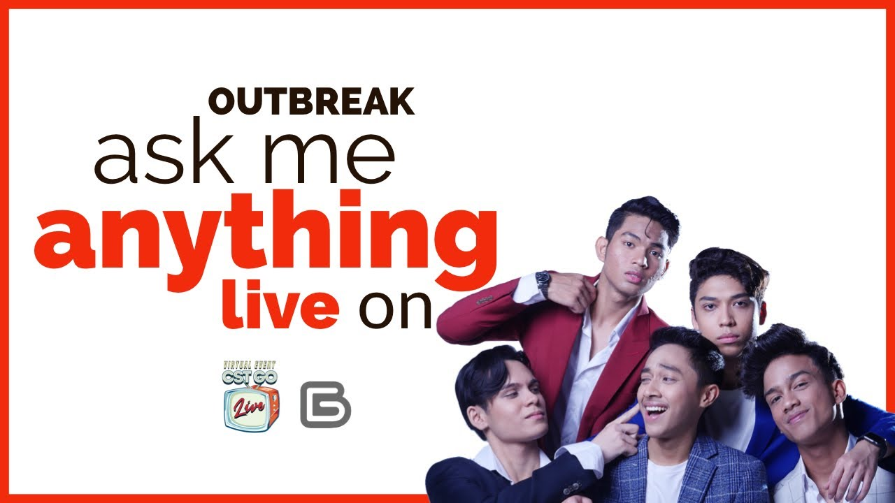 [LIVE] Ask Me Anything bersama Outbreak