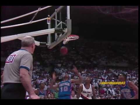 1989-90 Detroit Pistons: Pure Pistons Part 6/6