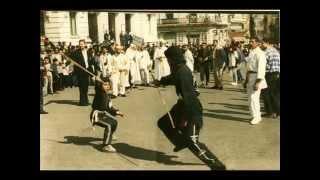المبارزة التقليدية بالعصا المعروفة ب'المطرق  ( مهدية - تيارت )