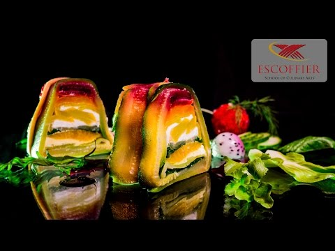 How To Make A Vegetable Terrine