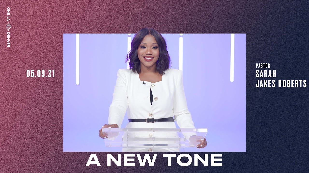 Download A New Tone - Sarah Jakes Roberts