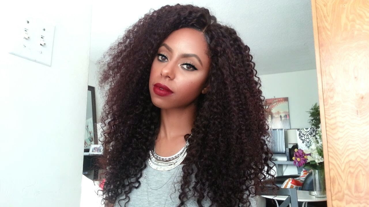 My Grace Hair Brazilian Kinky Curly Wig Review