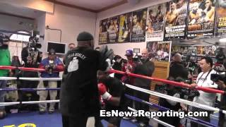 shane mosley heading back to US fight vs Mundine off EsNews Boxing