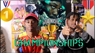 """MEEK MILL- """"CHAMPIONSHIPS"""" REACTION/REVIEW"""