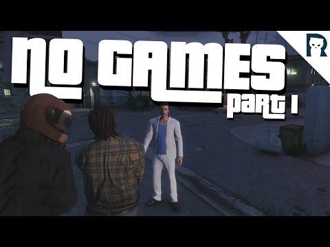 The LEANBOIS - No Games - p1 // Lirik GTA 5 RP Highlights