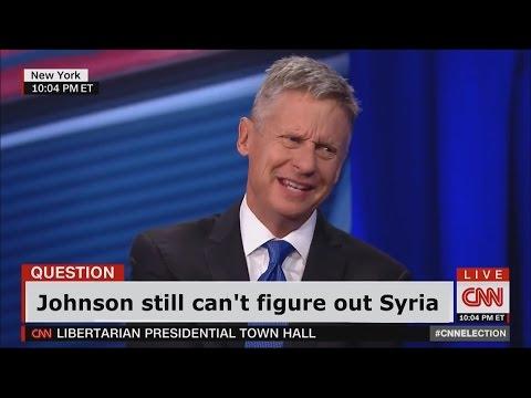 [YTP] Gary Cuckson Loves Rimjobs and Hates Aleppo