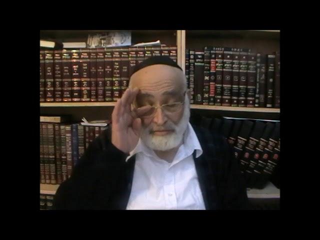 פרקי אבות על פי הקבלה חלק 5 - הרב יוסף שני שליט