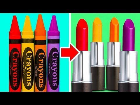 19 IDEAS FOR THE BRIGHT MAKEUP
