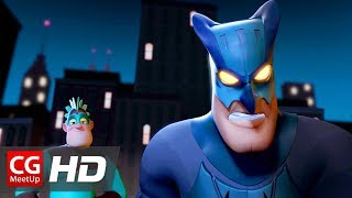 "CGI Animated Short Film: ""Rebooted"" by Sagar Arun and Rachel Kral 