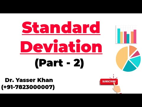 Standard Deviation Part-2