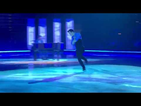 Eric Radford & Patrick Chan - Storm - The Thank You Canada Tour - Moncton, NB - Nov 11, 2018