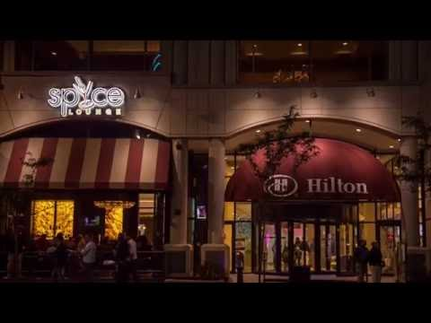 Spyce Lounge - Hilton Niagara Falls/Fallsview Hotel & Suites