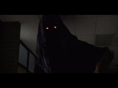 Criatura das Sombras aparece após ritual - Povo das sombras - YouTube