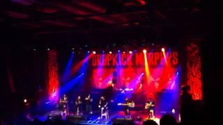 Dropkick Murphys - Devils Brigade (acoustic), live @ Berlin 29-01-12