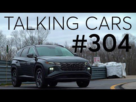 2022 Hyundai Tucson; 2022 Hyundai Santa Cruz Preview   Talking Cars #304